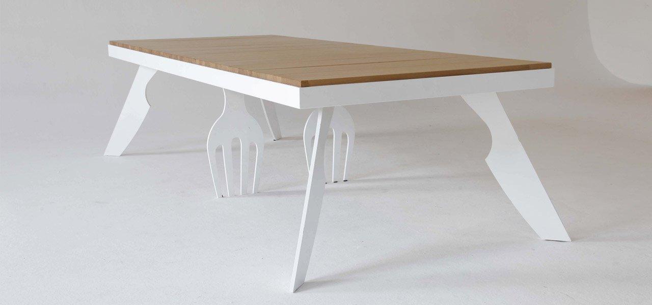 Let's Eat Table by Tcherassi Vilató