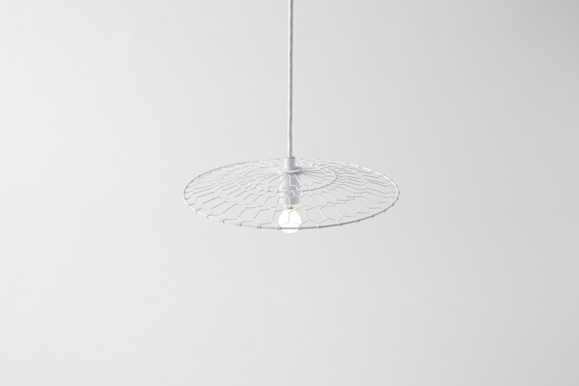 Basket-Lamp by Nendo & Kanaami-Tsuji