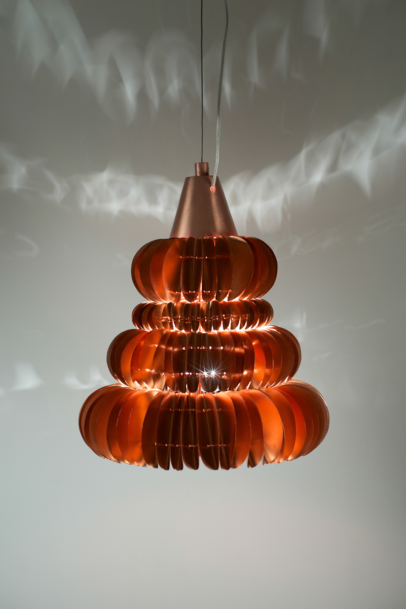 Fin Cloud Light Collection by Studio Avni