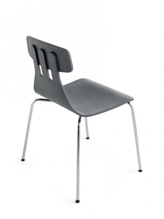 Milla R/4L Chair by Crassevig