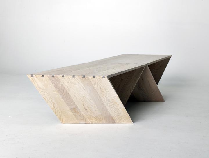 Bordus Coffee Table by Ola Giertz