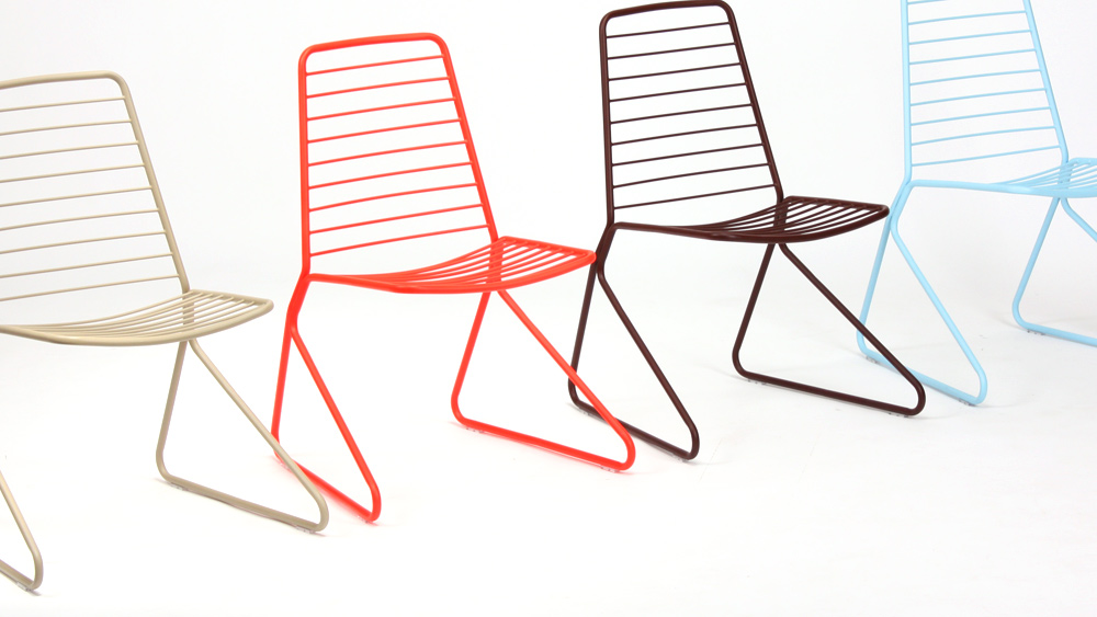 Drake Outdoor Chair by Council