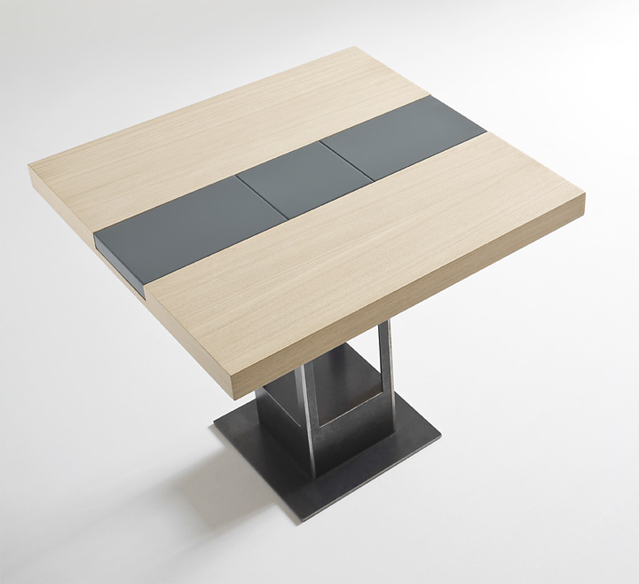 Kaiseki Table by Alessandro Isola & Supriya Mankad from I M Lab