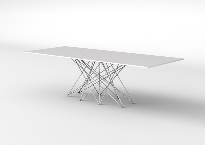 Octa Table by Bartoli Design for Bonaldo