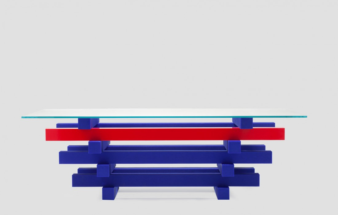 Shanghai Coffee Table by Alessandro Ciffo for Established & Sons