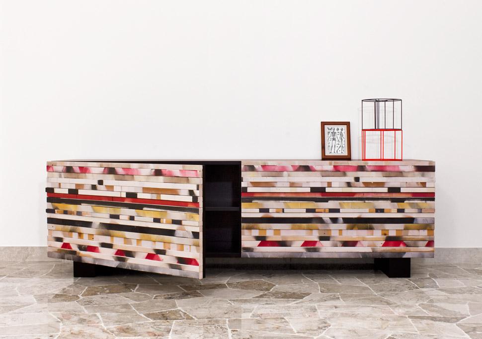 Soninke Buffet by Davide G. Aquini
