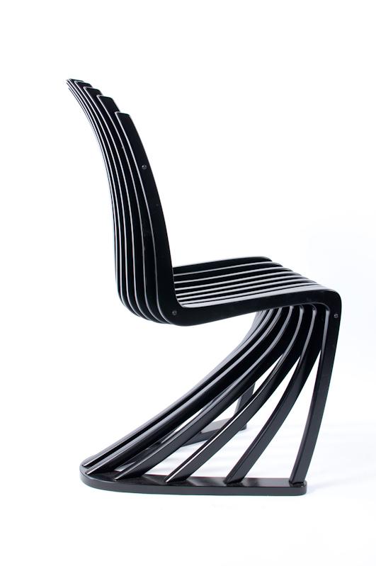 The Stripe Chair by Joachim King