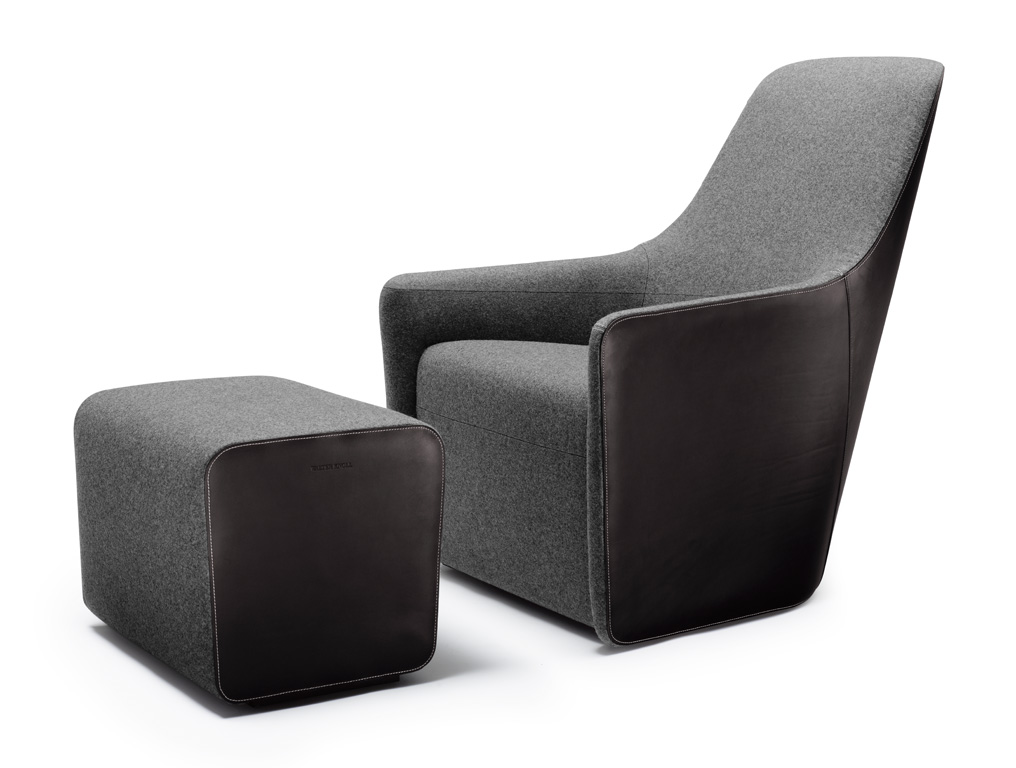 Foster 520 Armchair by Foster + Partners for Walter Knoll