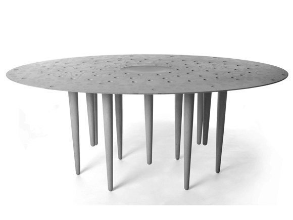 Eye of the Storm Table by Steuart Padwick