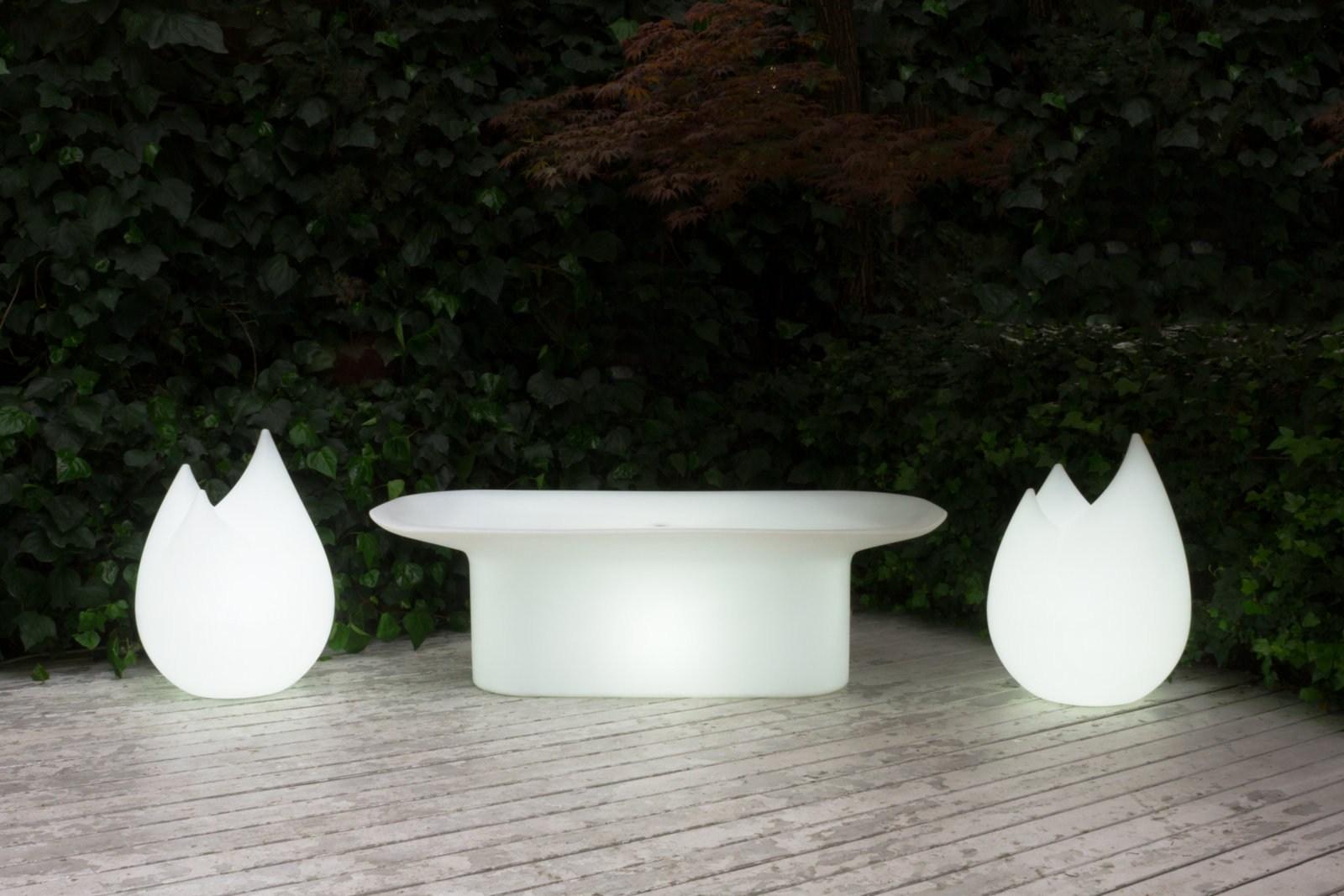 Luba Bench by Ionna Vautrin for Serralunga