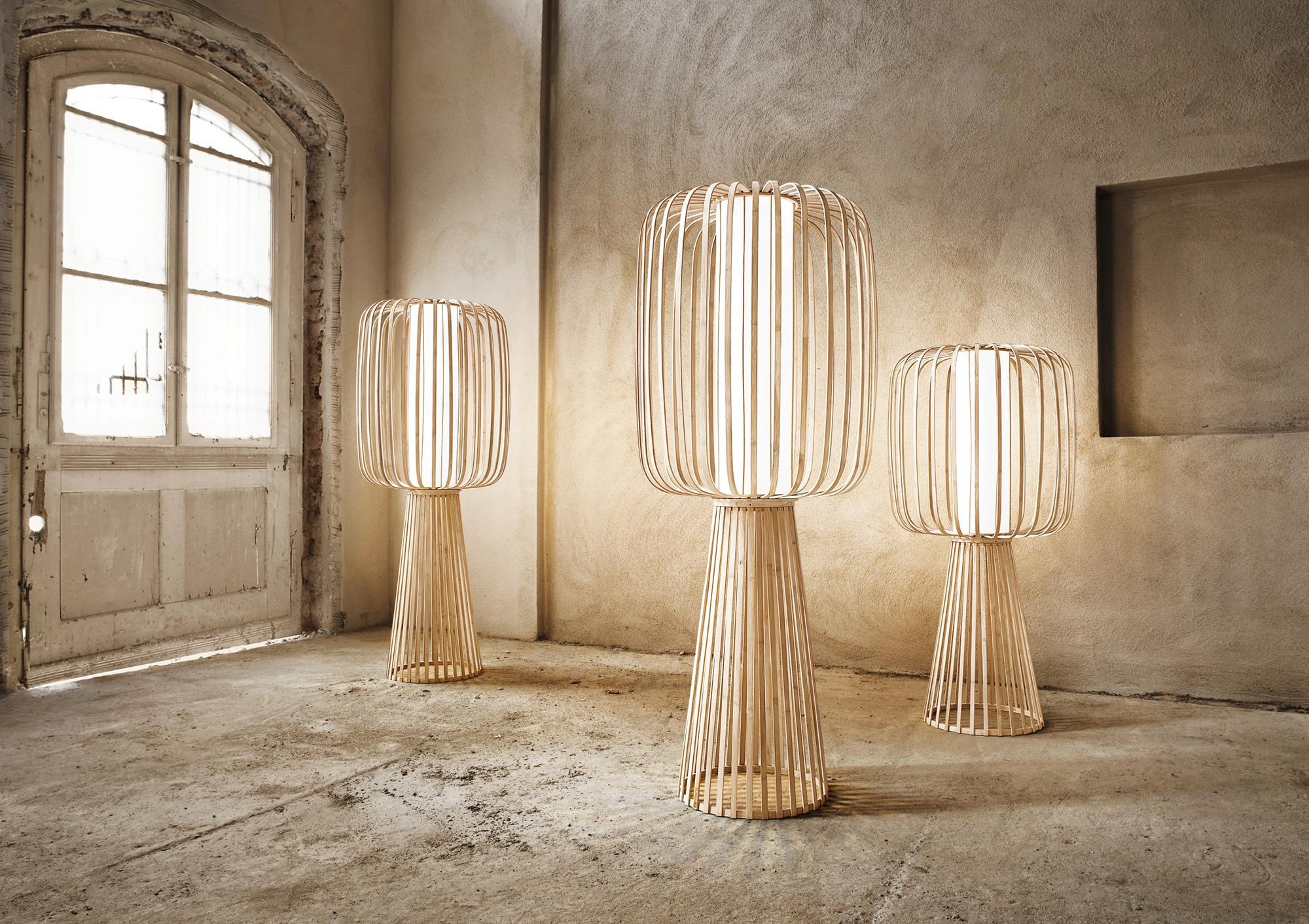 MOOLIN Floor Lamp by lasfera