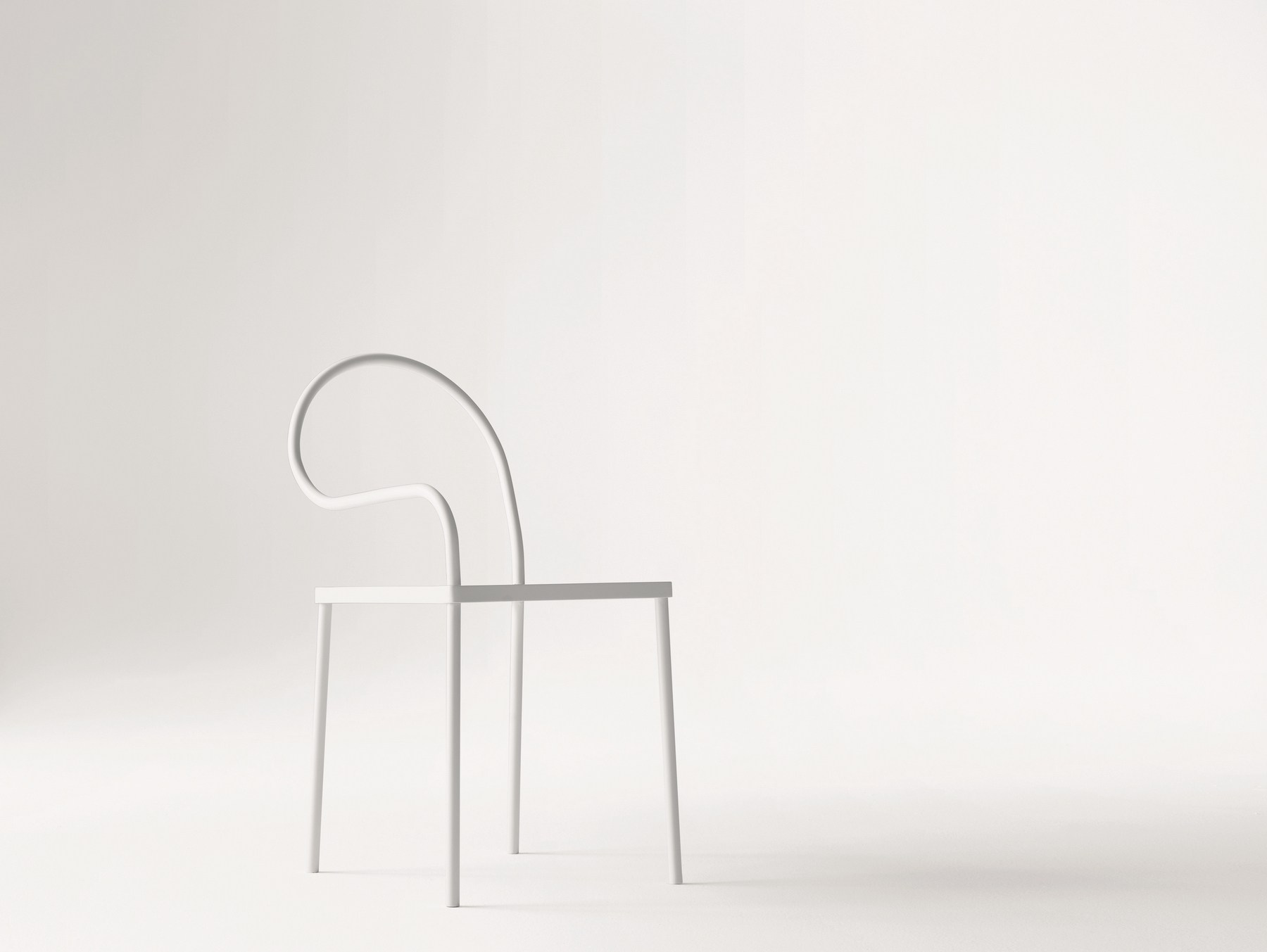 Softer Than Steel Dining Chair by Nendo for Desalto