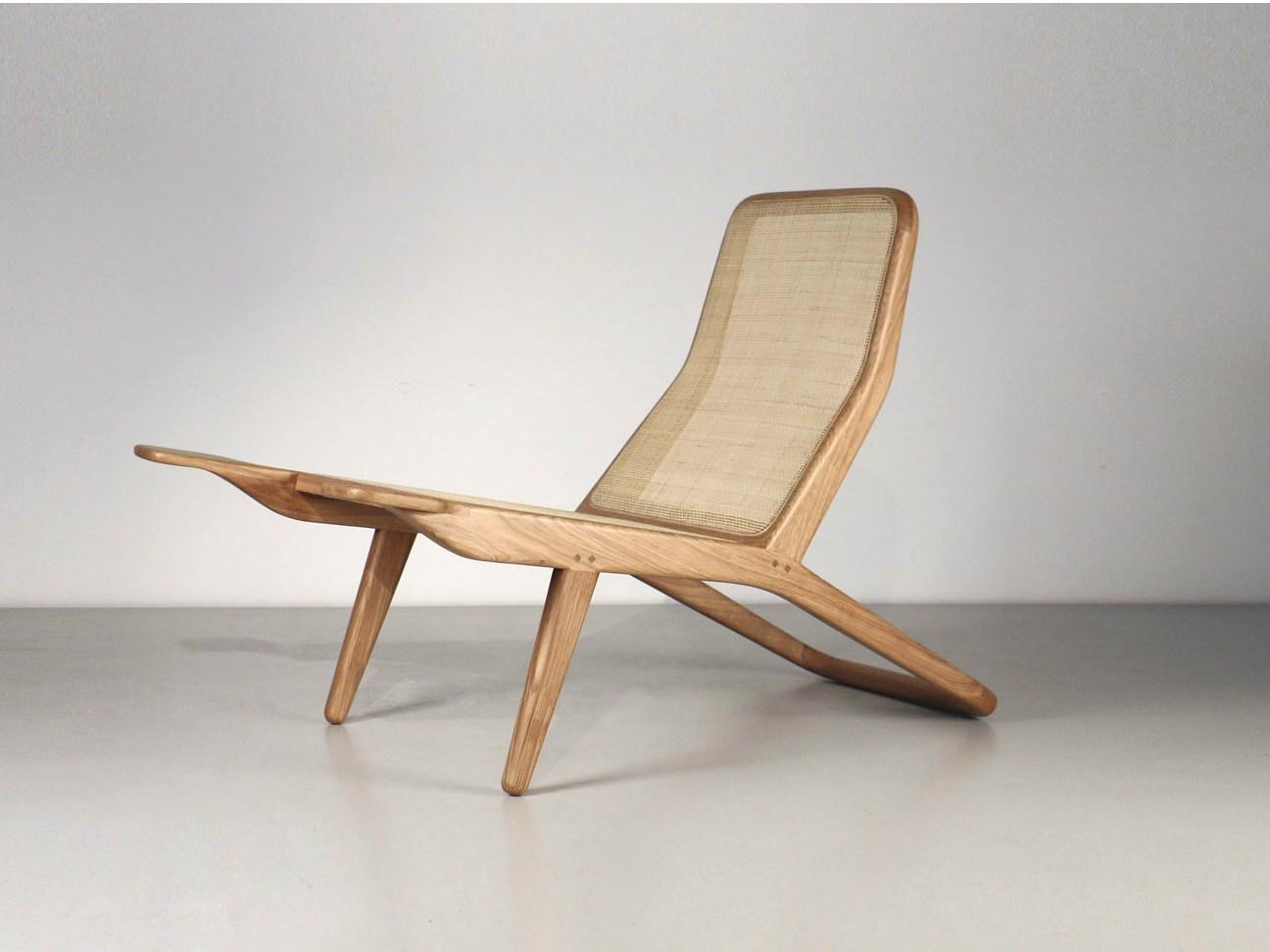Phenomenal Barca Lounge Chair By Branca Lisboa Sohomod Blog Theyellowbook Wood Chair Design Ideas Theyellowbookinfo
