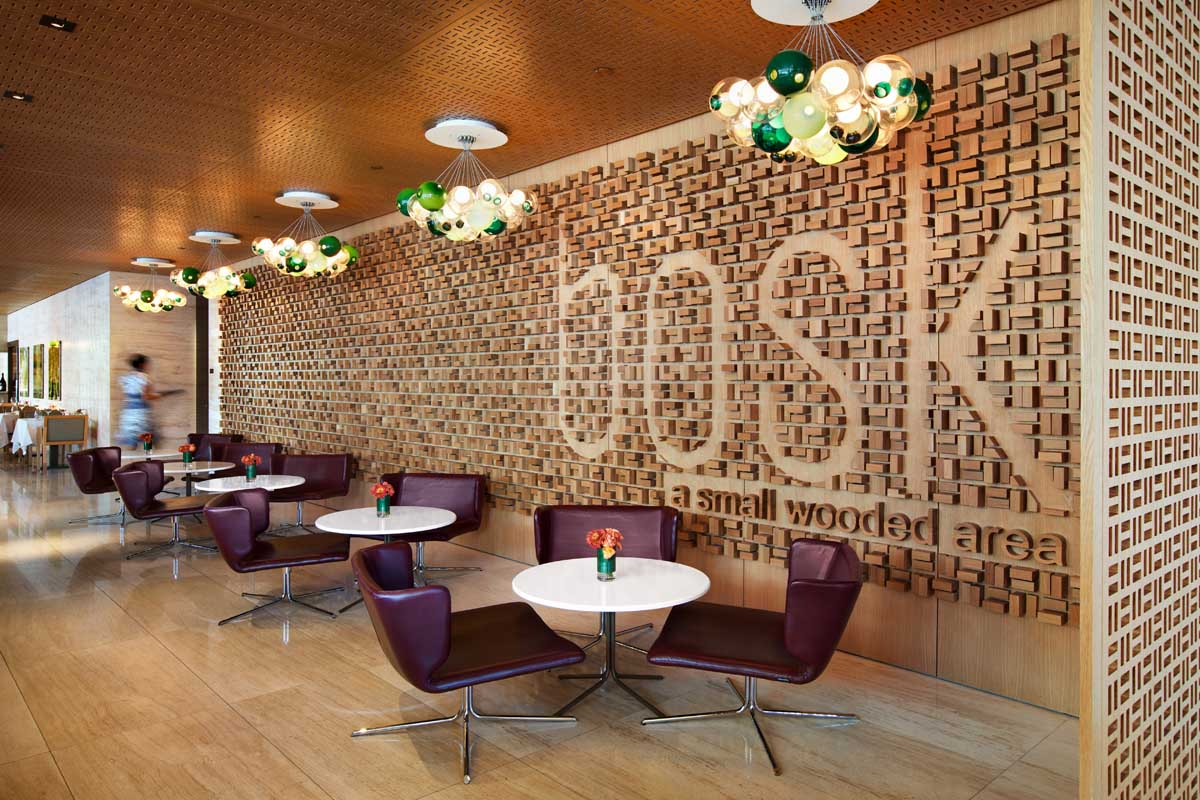 The bosk Restaurant in Toronto, Canada by omb
