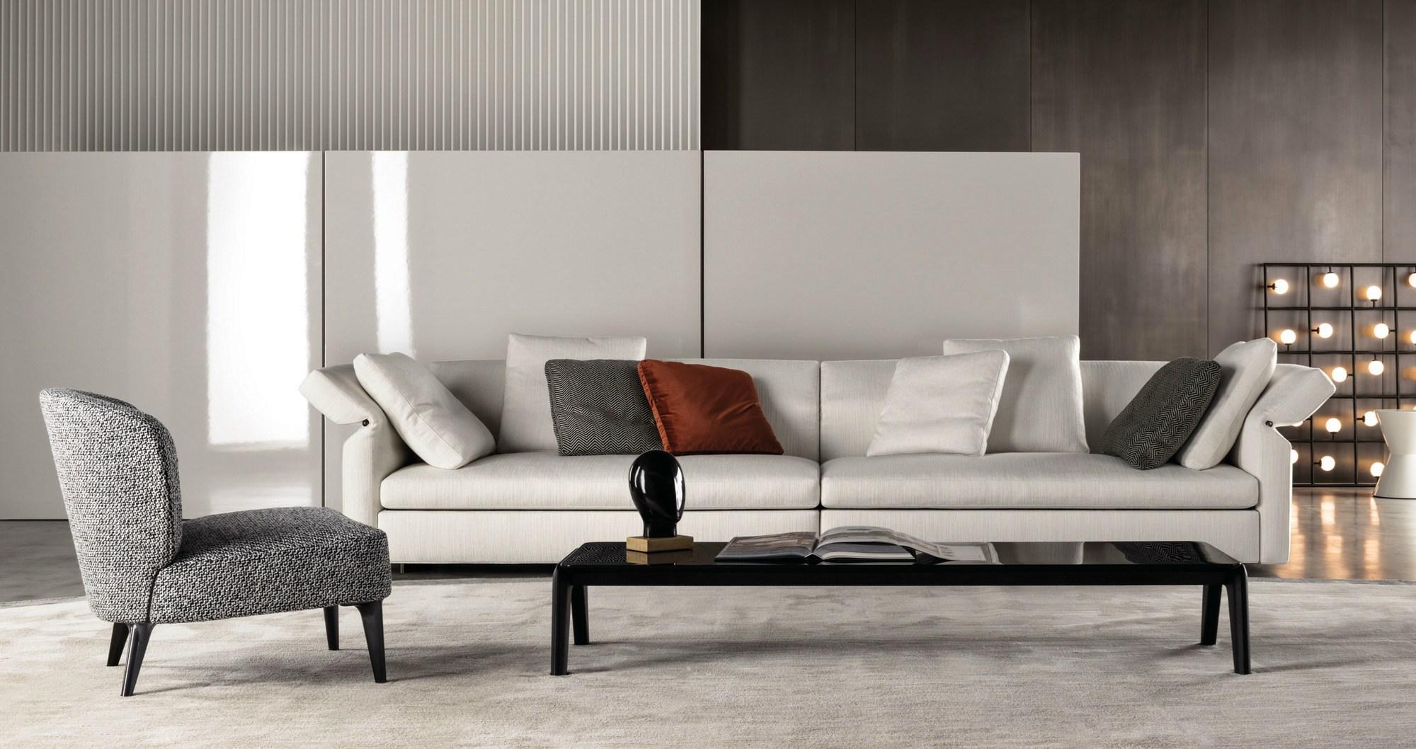 Collar sofa by rodolfo dordoni for minotti sohomod blog for Divani minotti