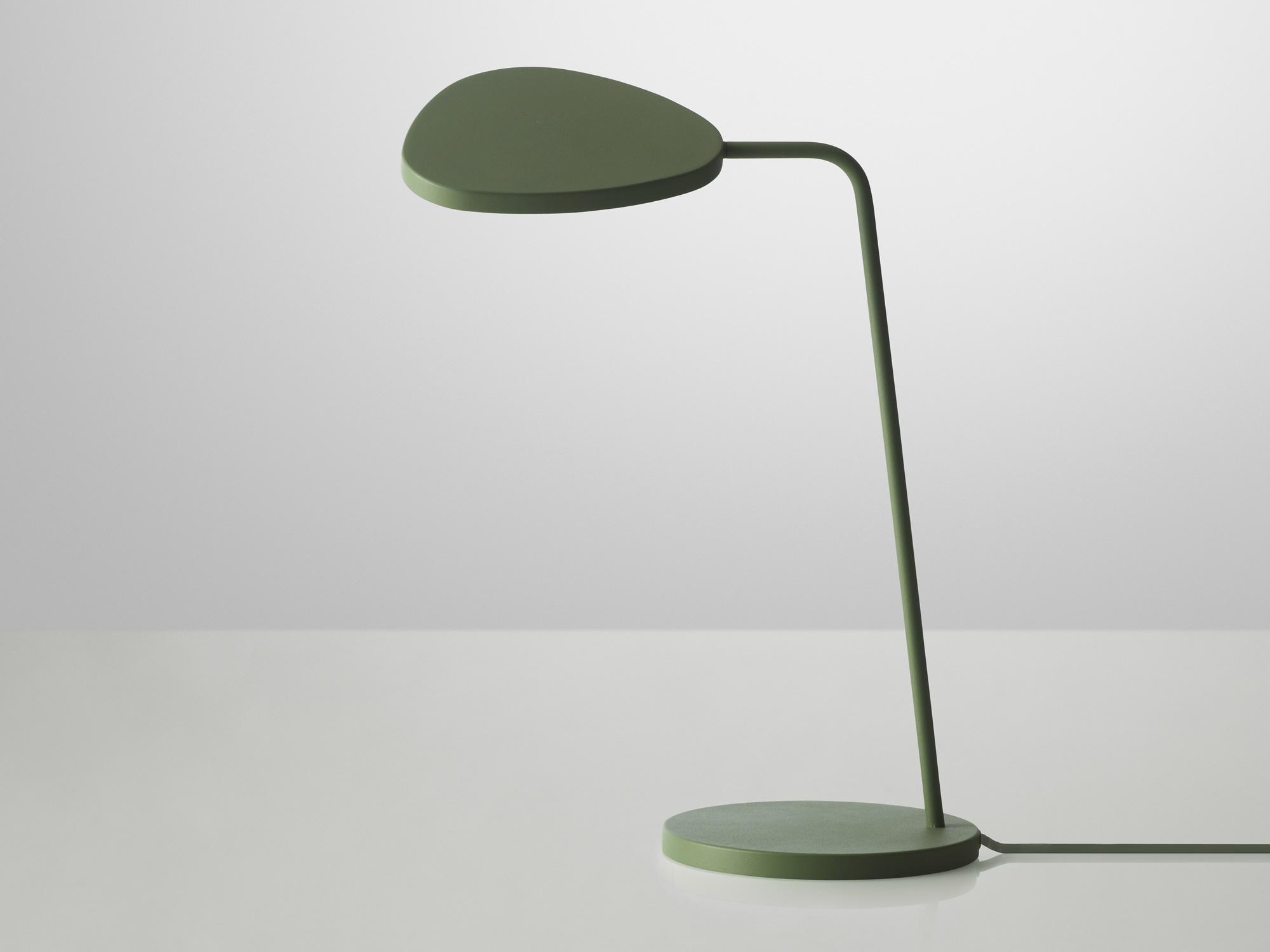 Leaf Lamp By Muuto Sohomod Blog