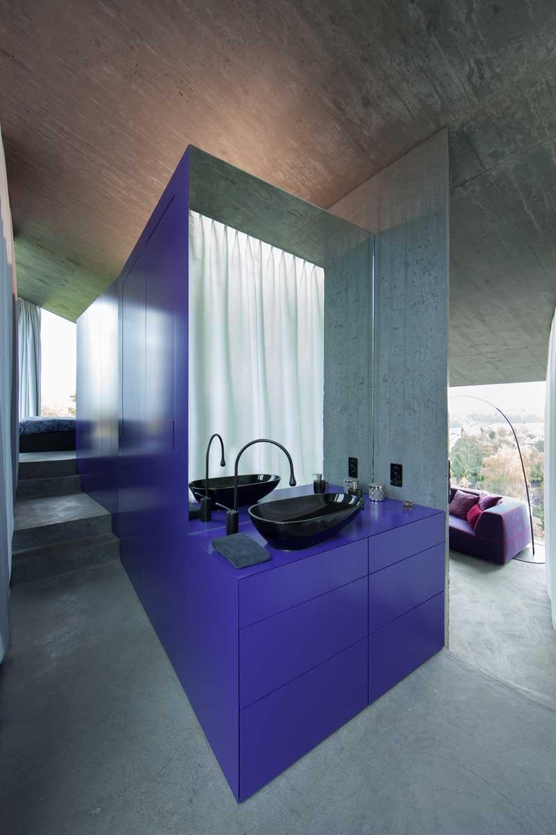 Rebberg Dielsdorf House in Zurich, Switzerland by L3P Architekten