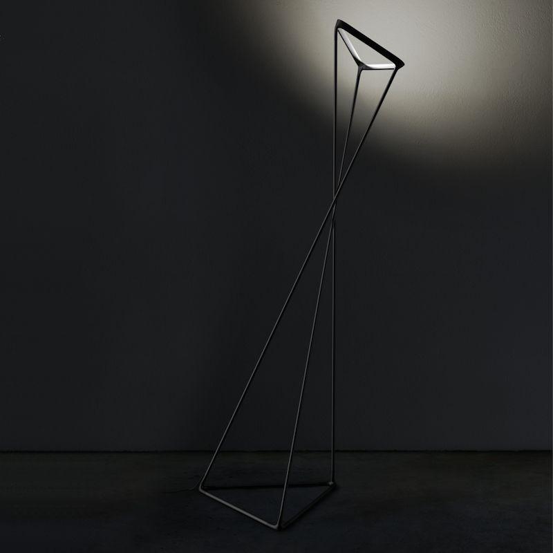 Tango Floor Lamp by Francisco Gomez Paz for Luceplan