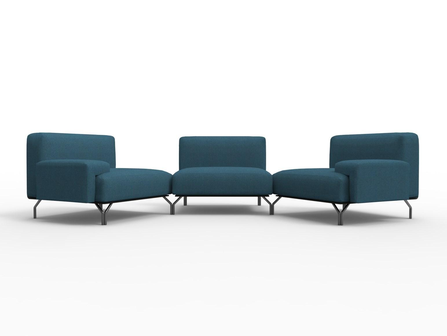 SUMMIT Modular Sofa by Giulio Iacchetti for Casamania
