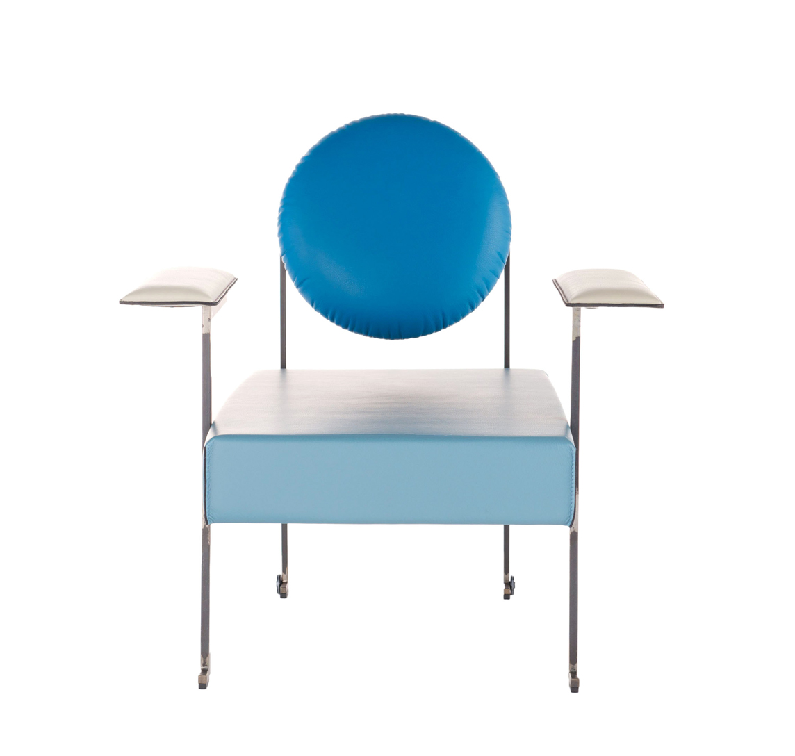 M Chair by Mario Milana