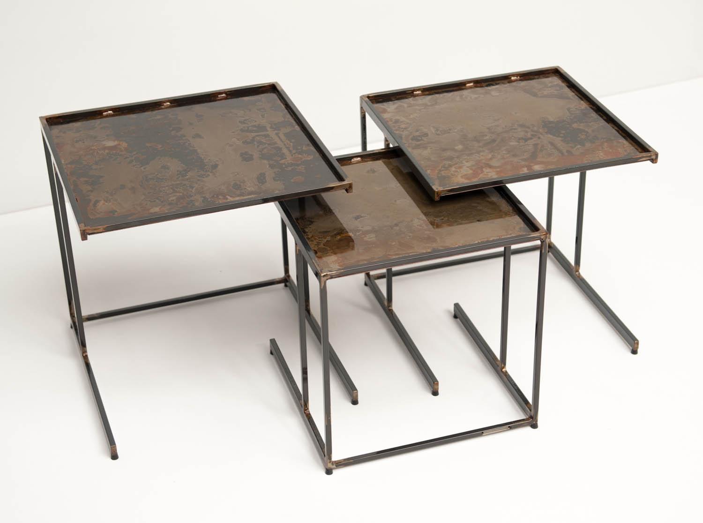 TiramiSU Nesting Table by Mario Milana