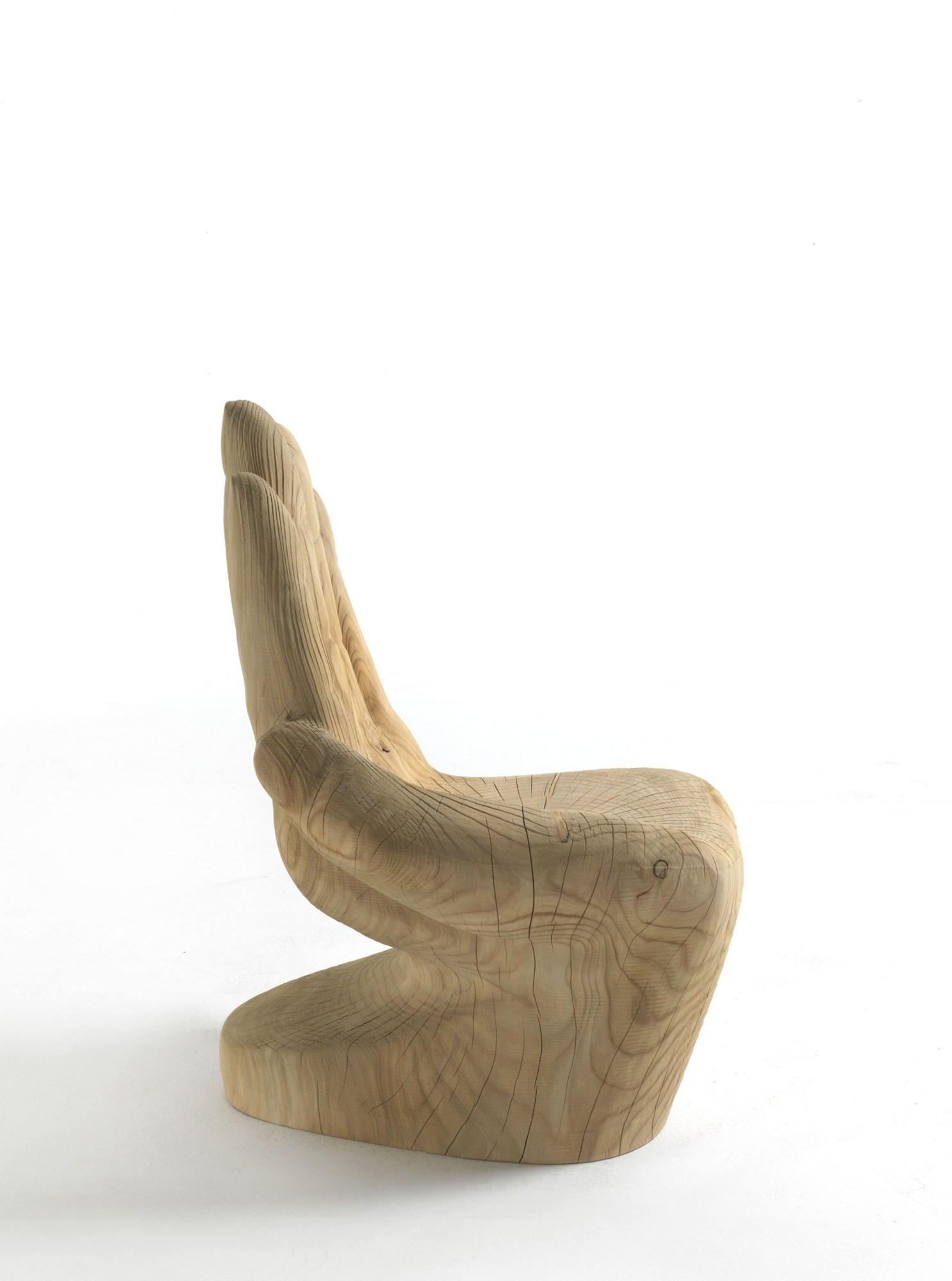 Handy Armchair by Antonella Scarpitta for Riva 1920