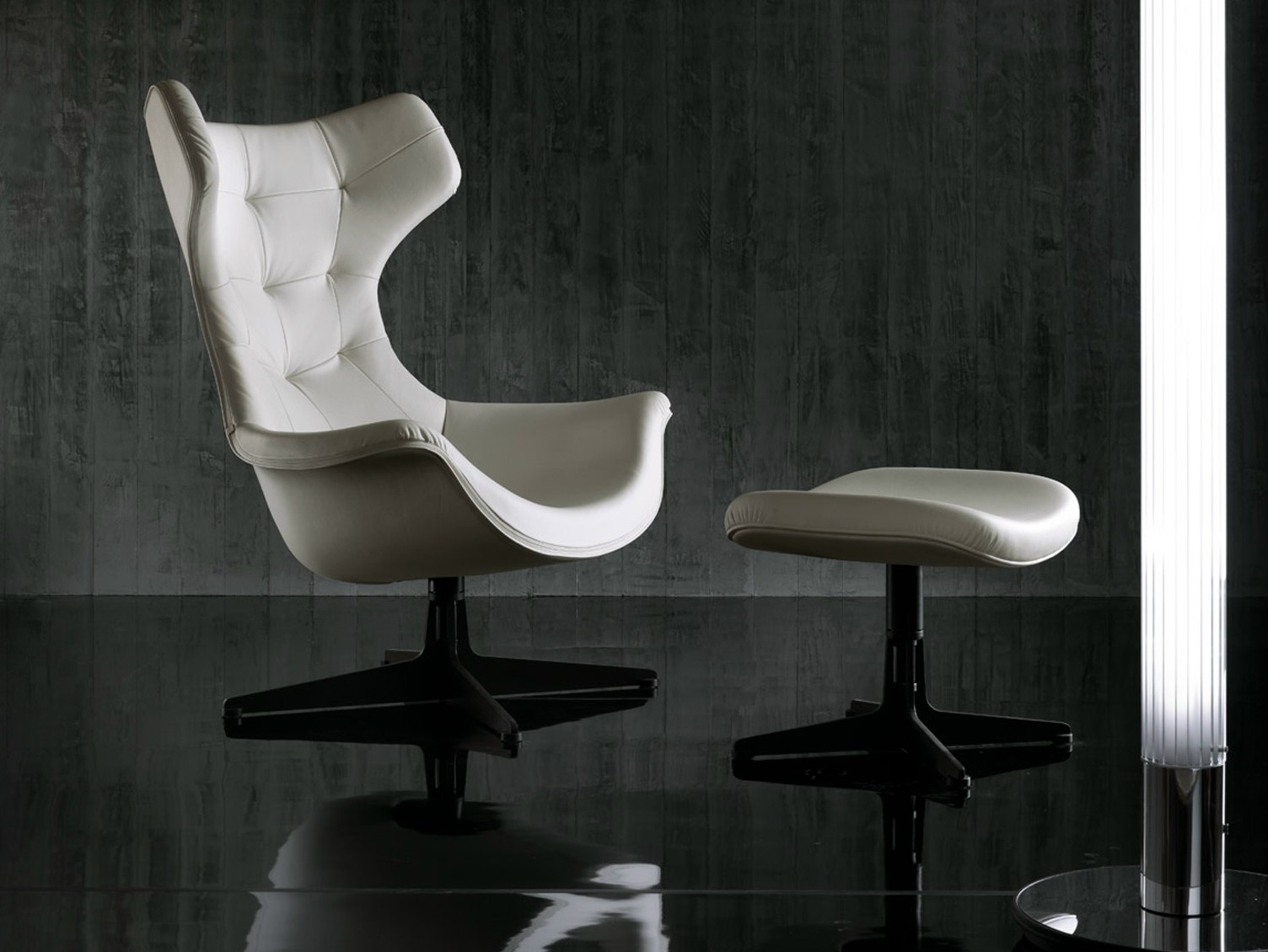 Timeless Design Regina Ii Lounge Chair By Paolo Rizzatto