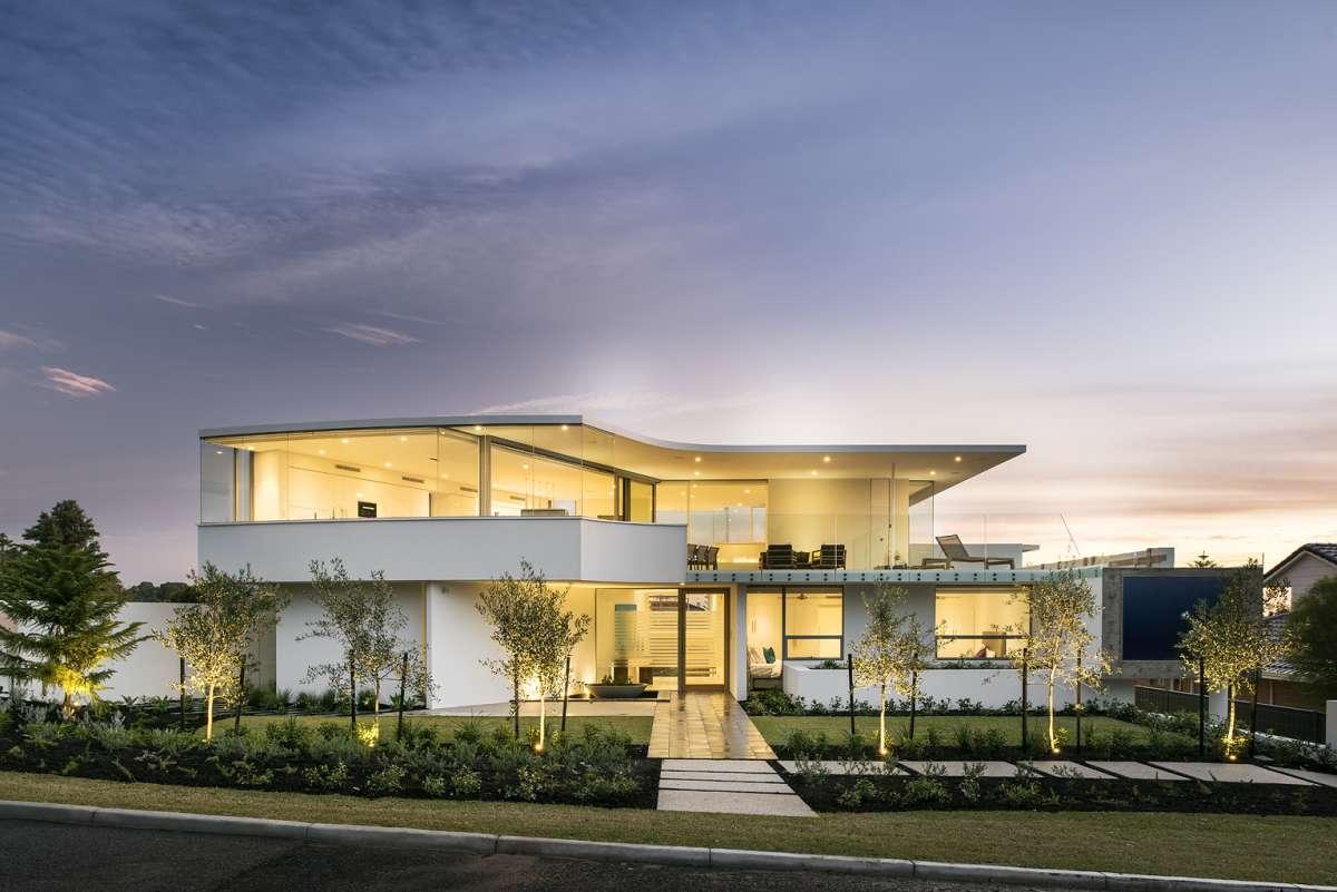 City Beach House In Perth Australia By Cambuild Amp Banham