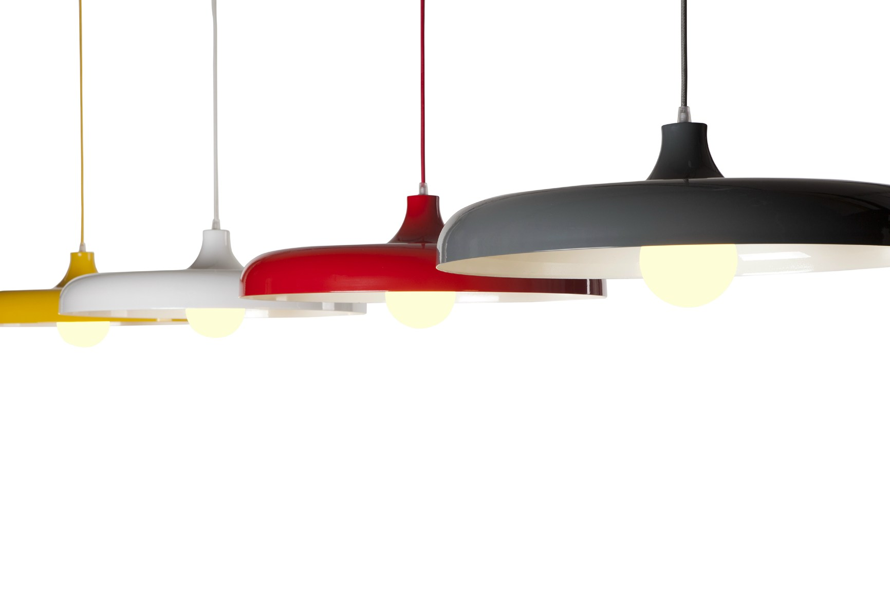 Quayside Pendent Lights by Assemblyroom