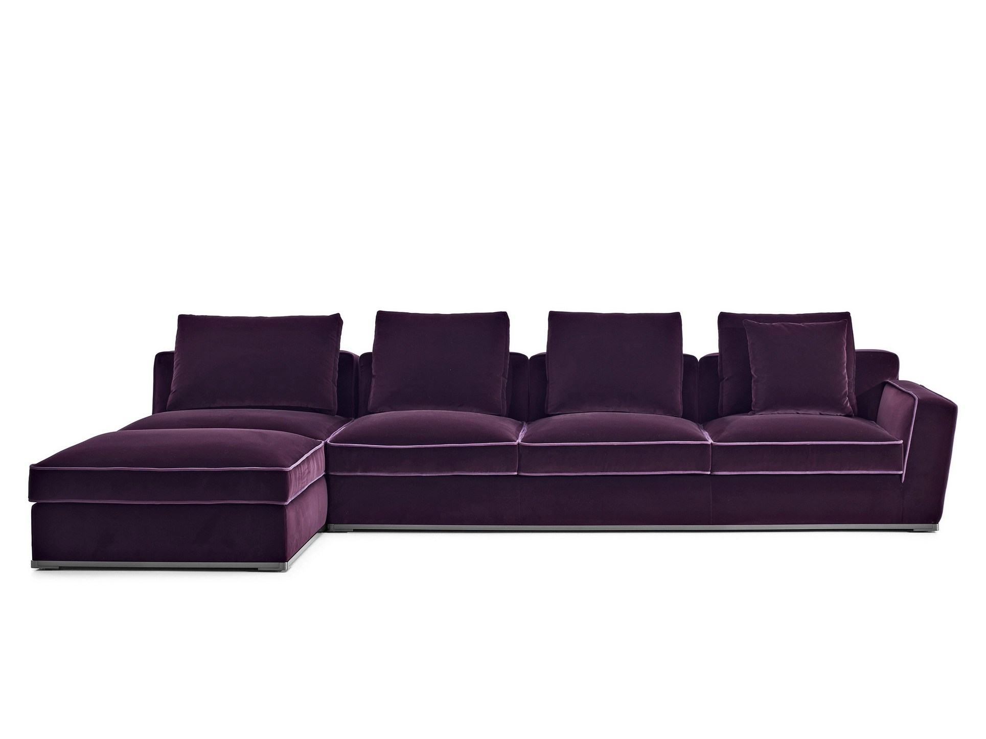 Solatium Modular Sofa By Antonio Citterio For Maxalto