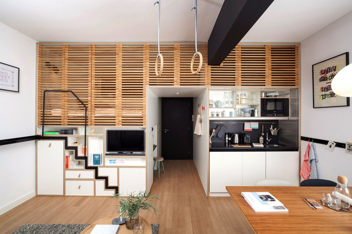Zoku Loft in Amsterdam, Netherlands by Concrete Architectural Associates