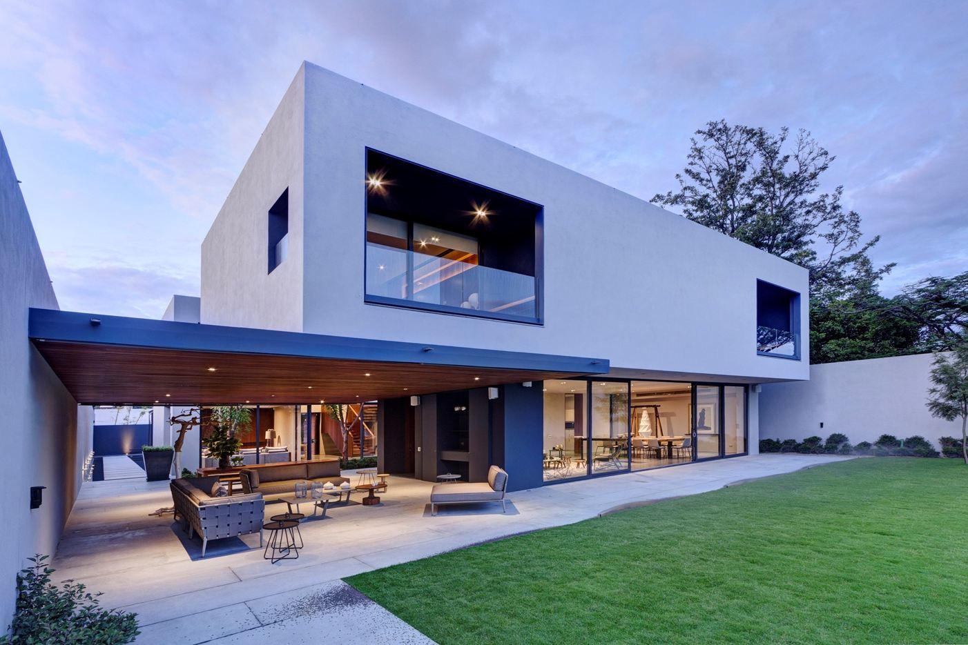 Casa La In Mexico By El 237 As Rizo Arquitectos Sohomod Blog