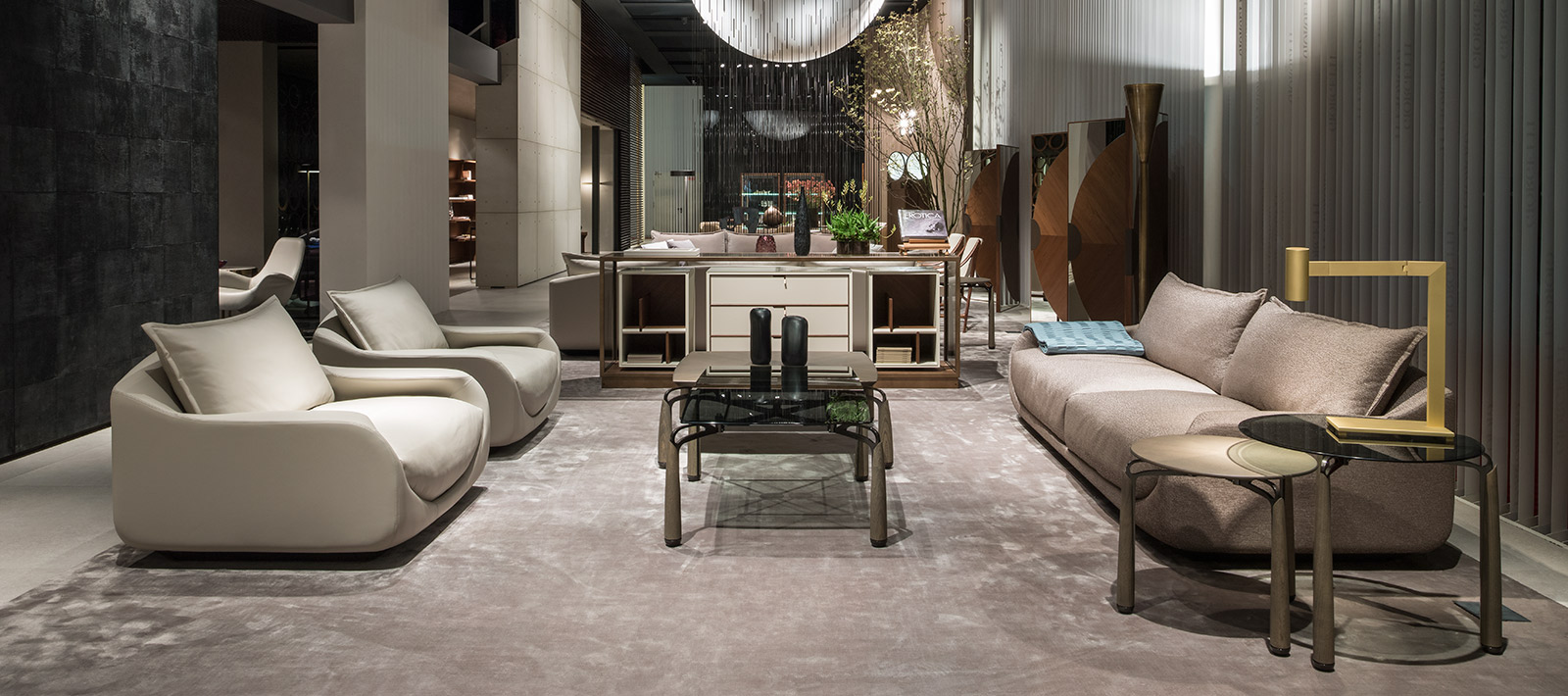 Martini Collection By Rossella Pugliatti For Giorgetti