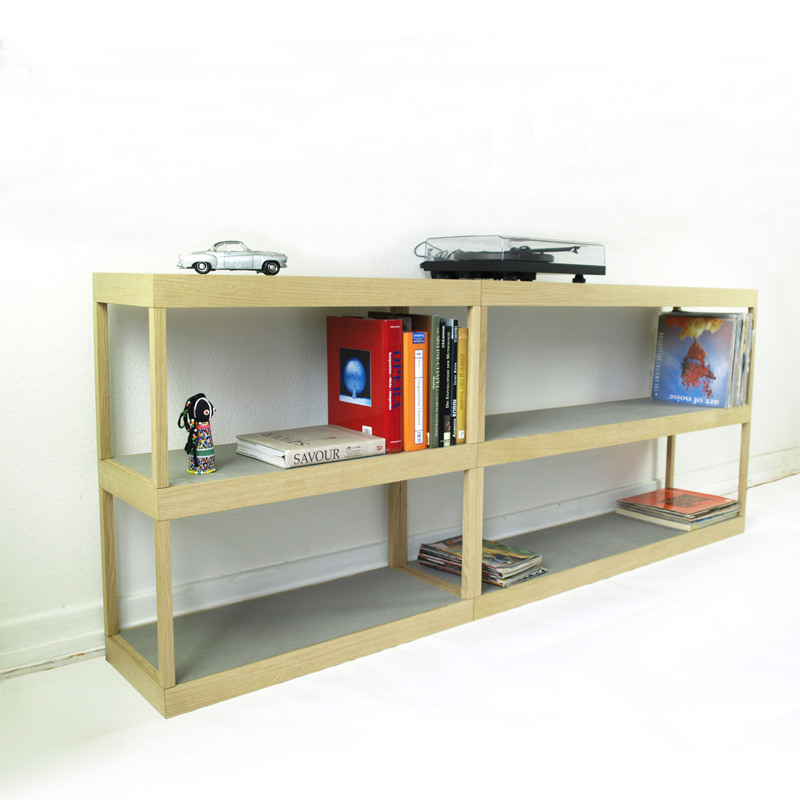SF Modular Shelf by Philipp Beisheim