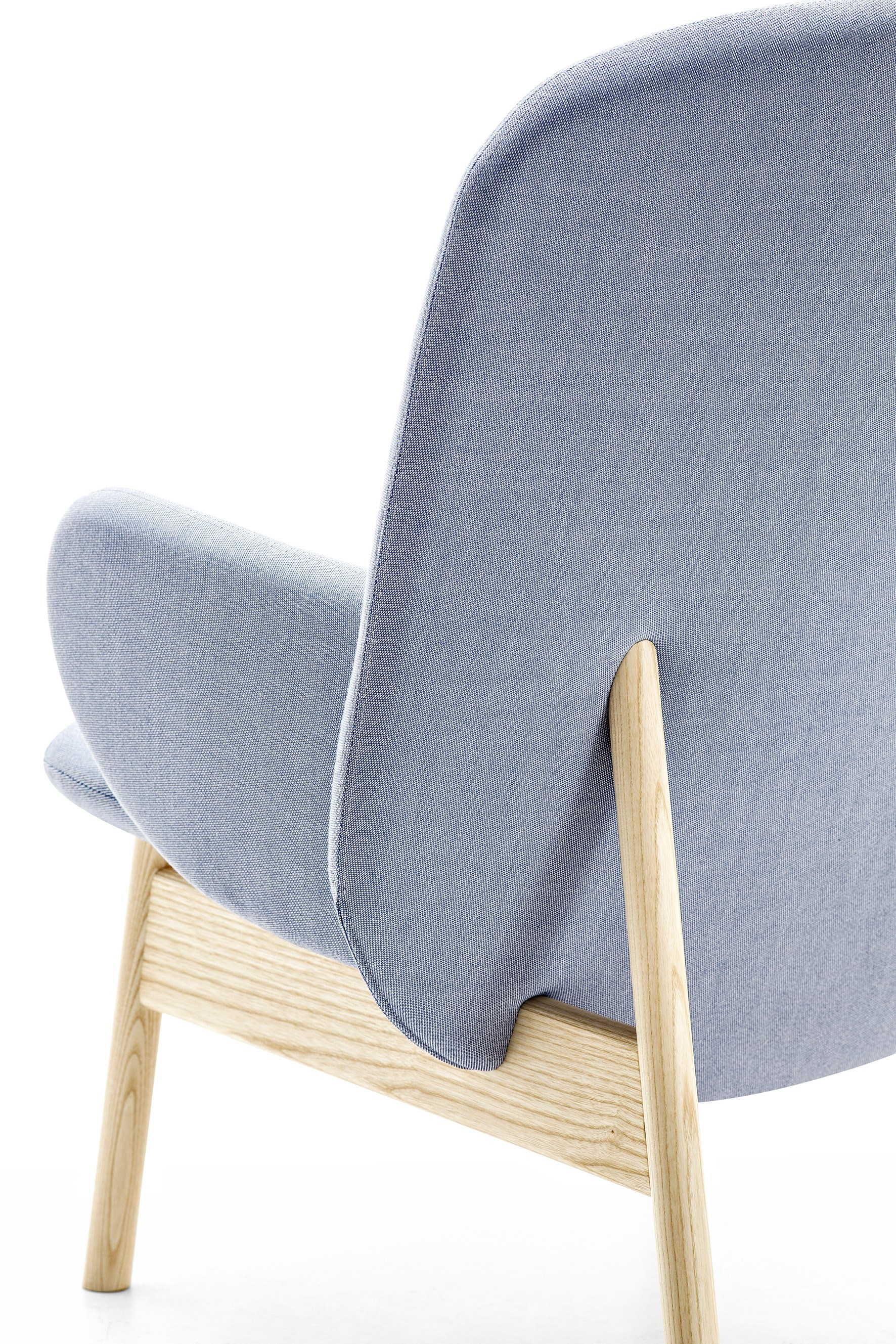 Ala Armchair by Sebastian Herkner for La Cividina