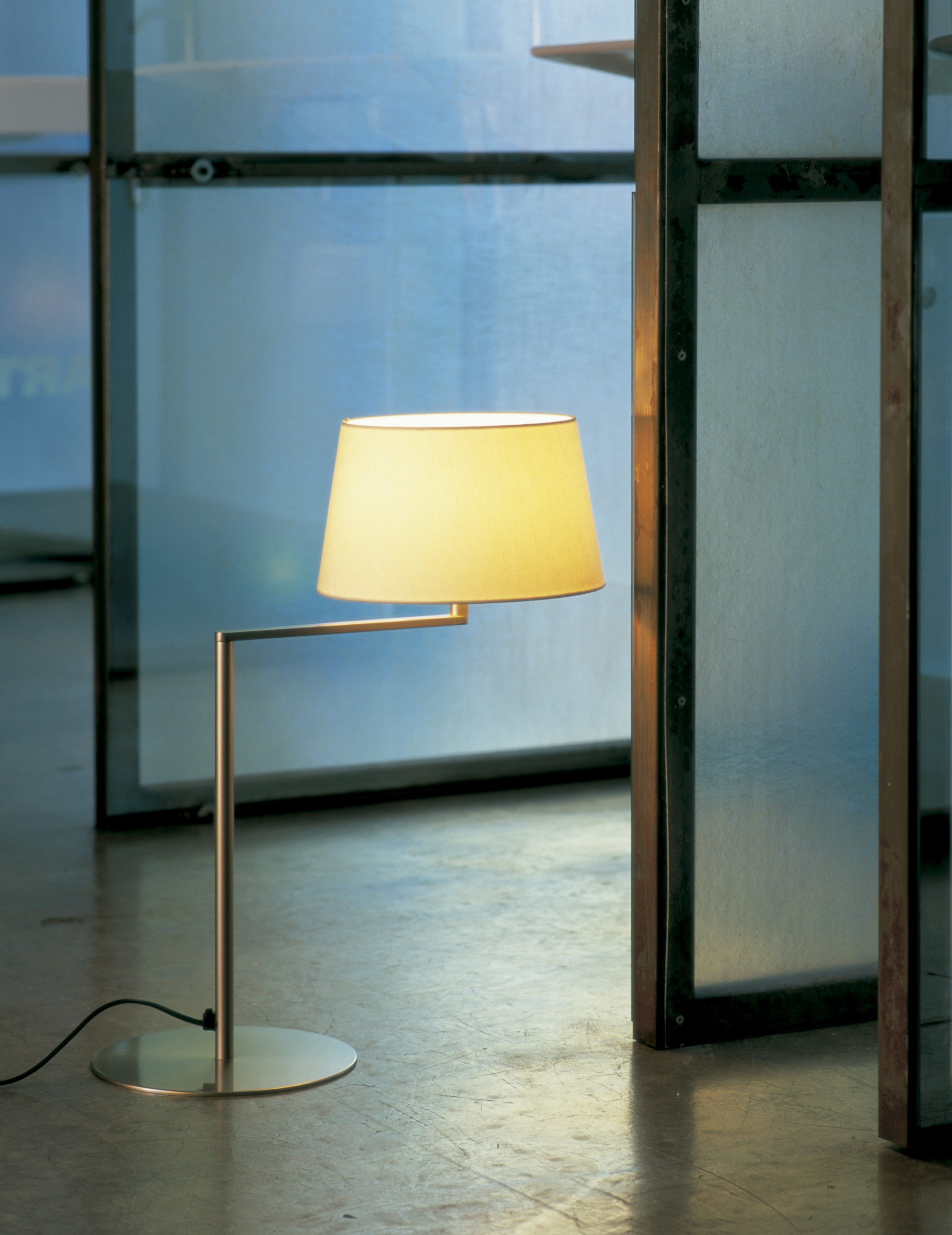 Americana Table Lamp by Miguel Milá for Santa & Cole