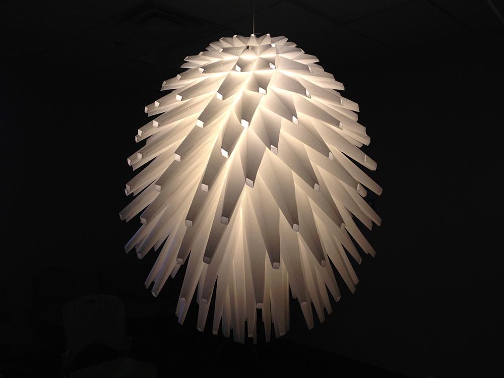 Notus Light by Jiangmei Wu