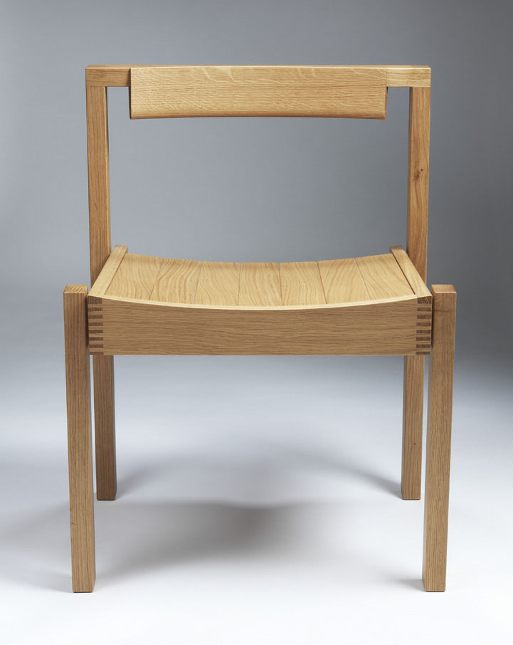 The Coventry Chair by Luke Hughes