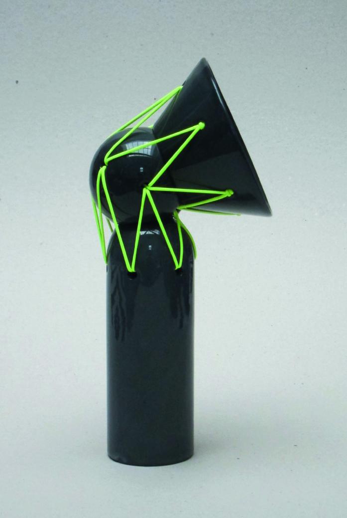 Elastic Table Lamp by Marta Bordes