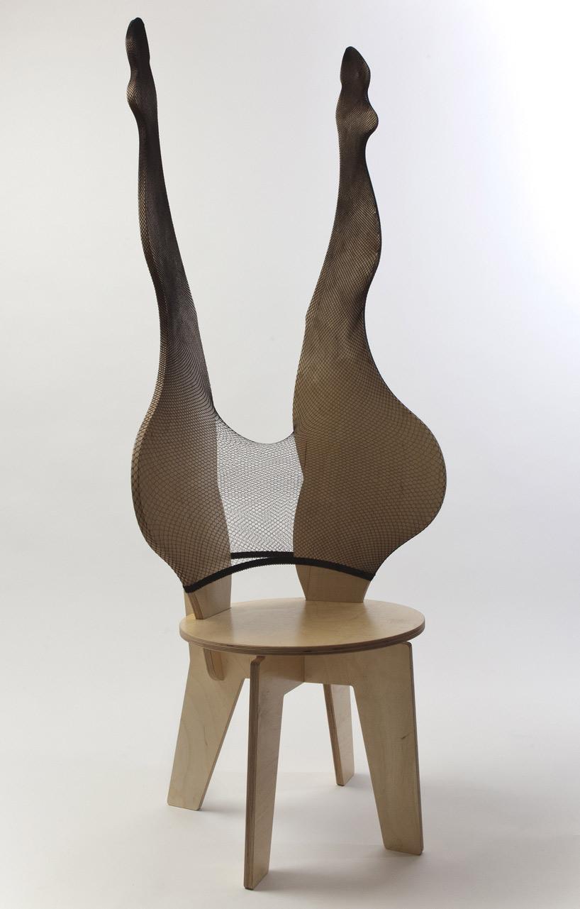 Explicit Chair by Ronen Kadushin
