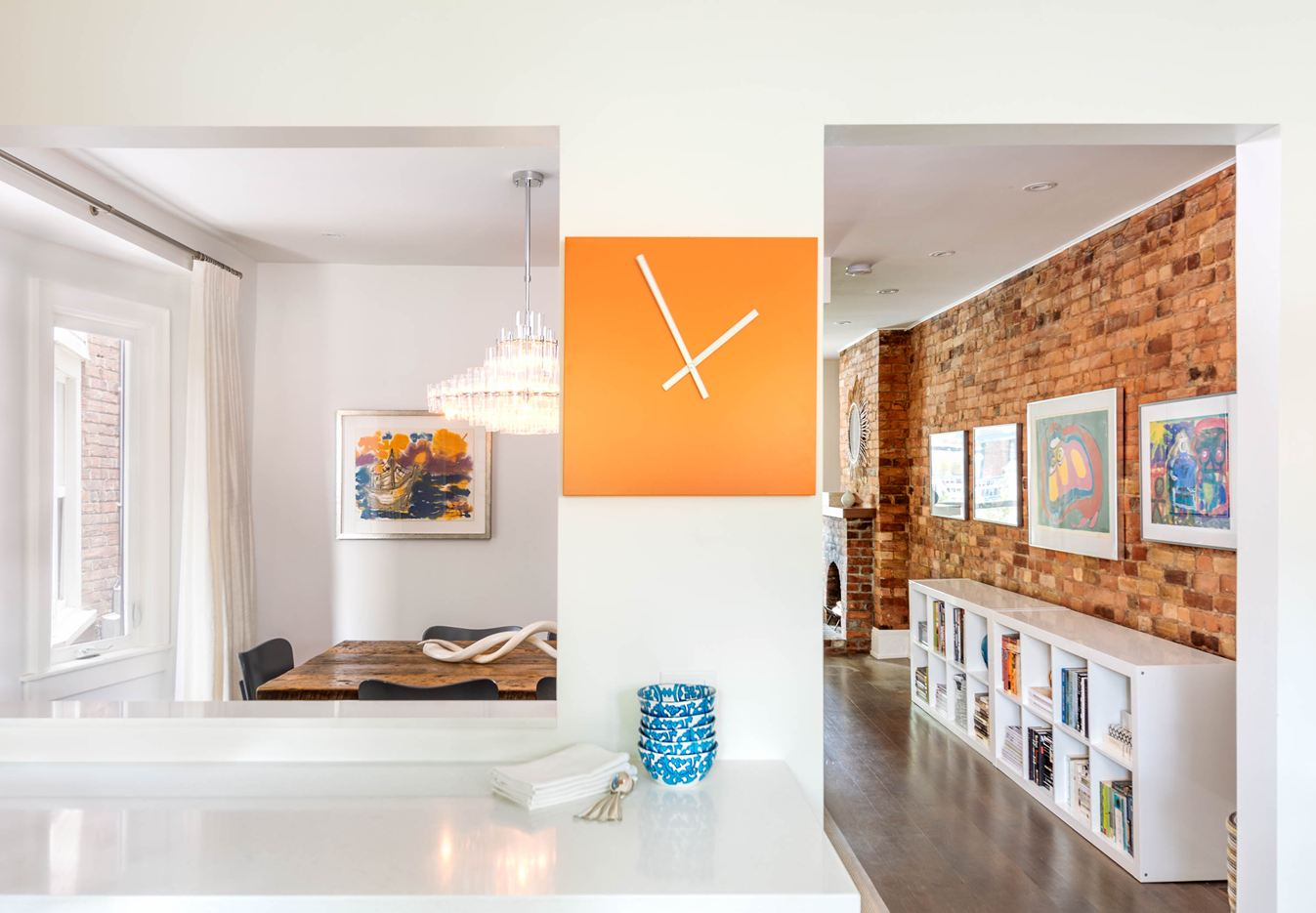 Hillcrest Residence in Toronto, Canada by Meghan Carter Design