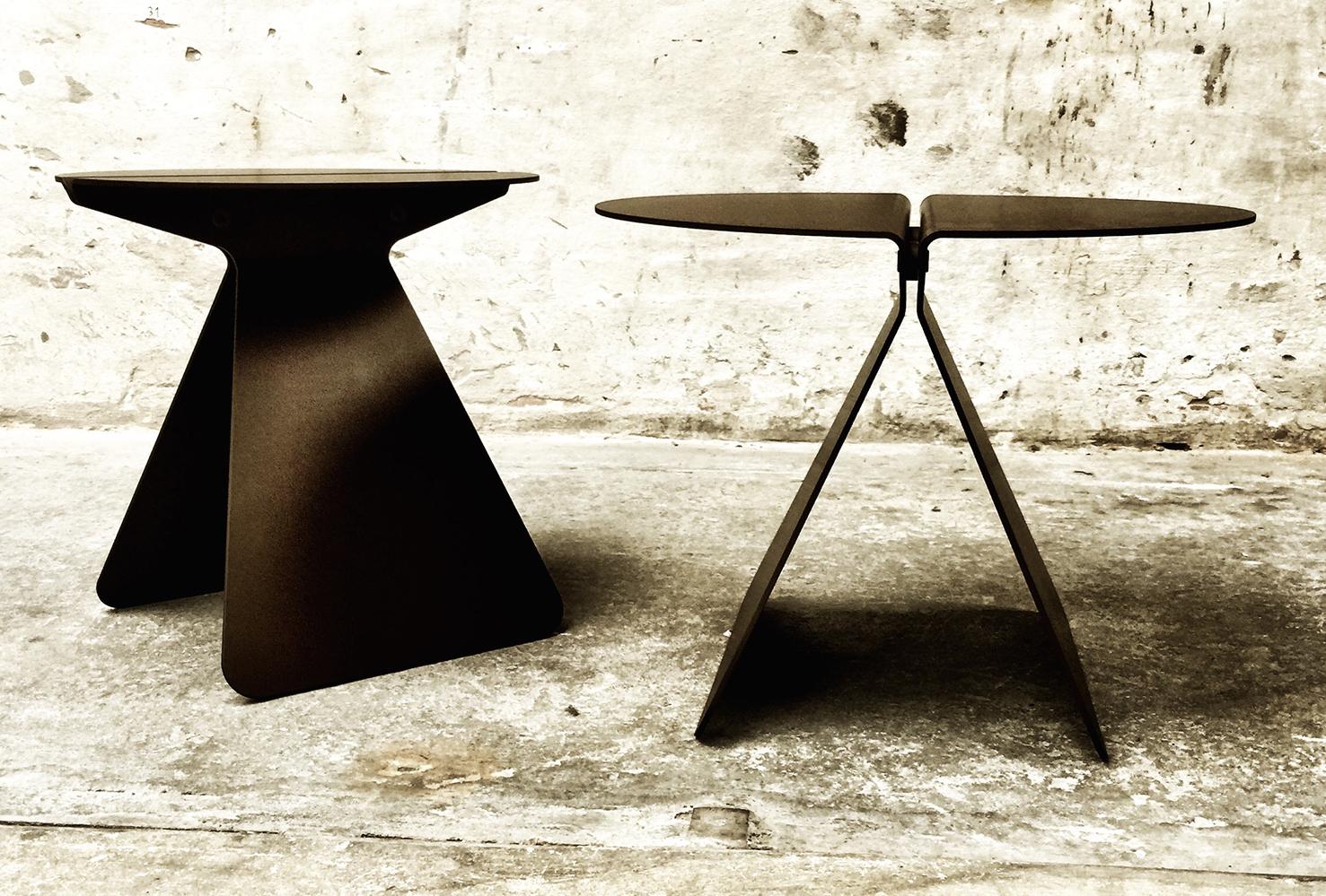 LITTLE WING Side Table by Knudsen/Berg/Hindenes for DK3