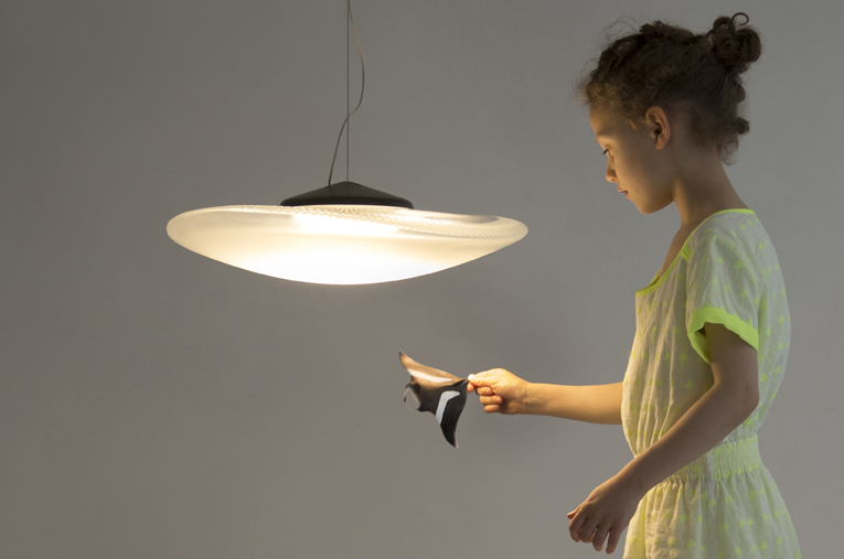 Loop Lamp by Constance Guisset for Fabbian