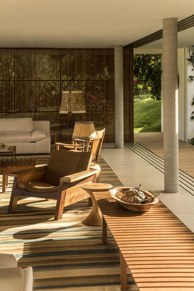 Txai House in Itacaré, Brazil by studio mk27