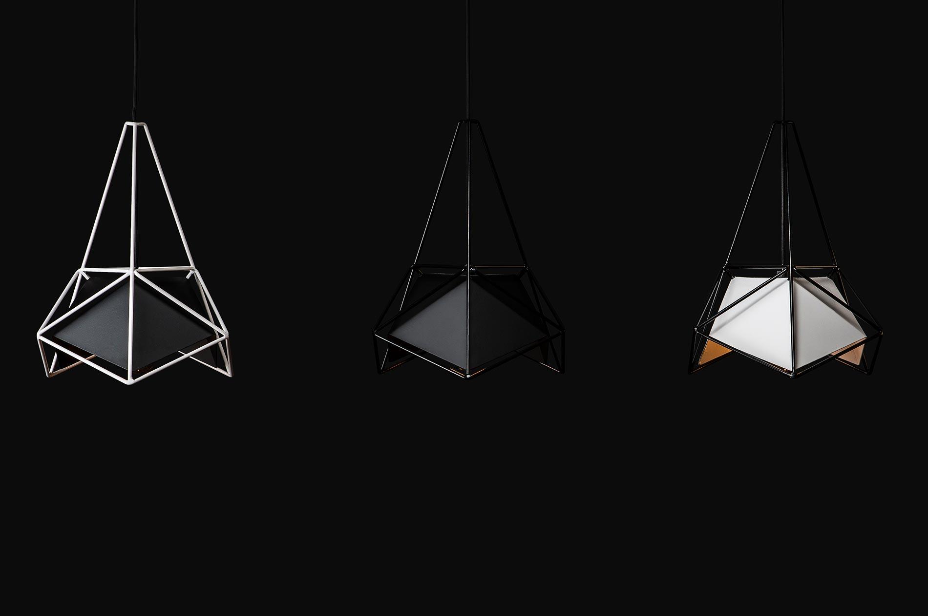 U32-1 Pendant Lamps by SHIFT for Lampslite