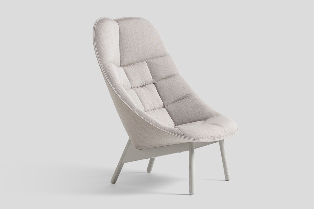Uchiwa Lounge Chair by Doshi Levien for Hay