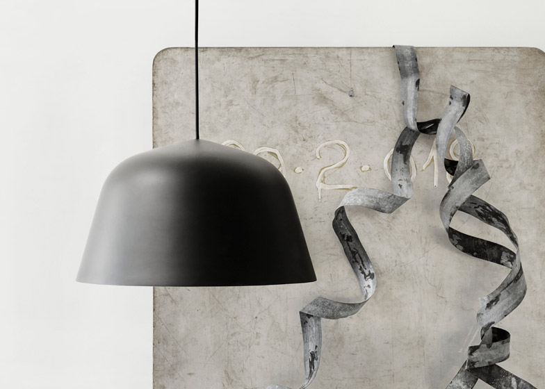 Ambit Pendant Lamp by TAF Architects for MUUTO