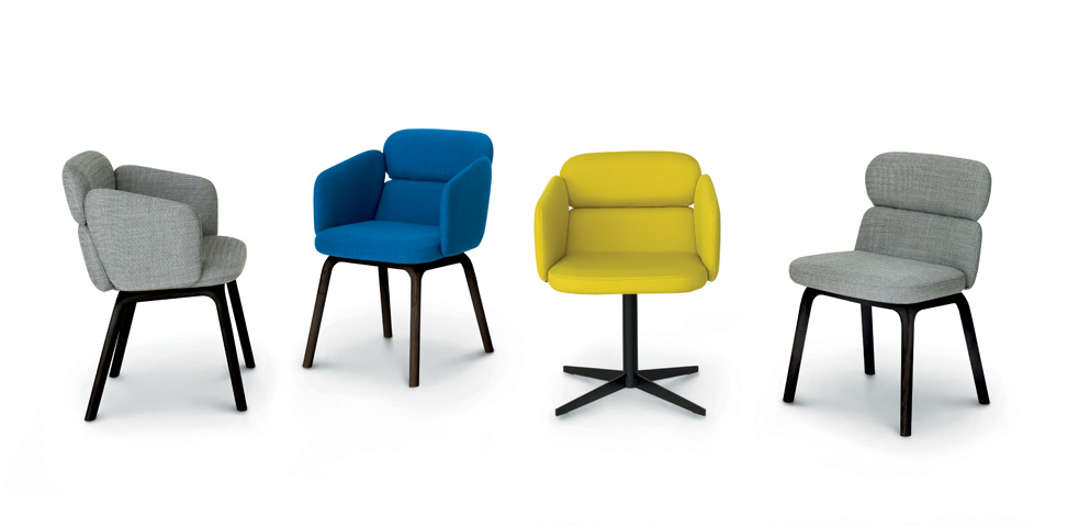 Bliss Chairs by Mario Ruiz for ARFLEX