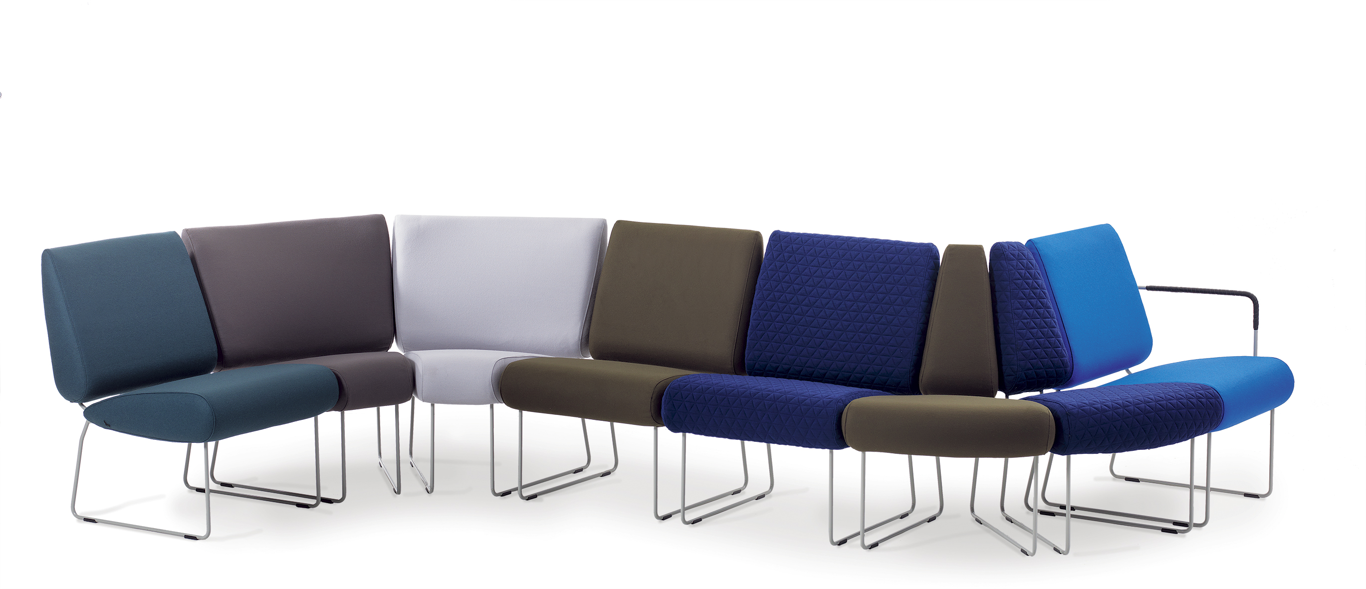Friends Modular Sofa by Alexander Lervik for Johanson Design