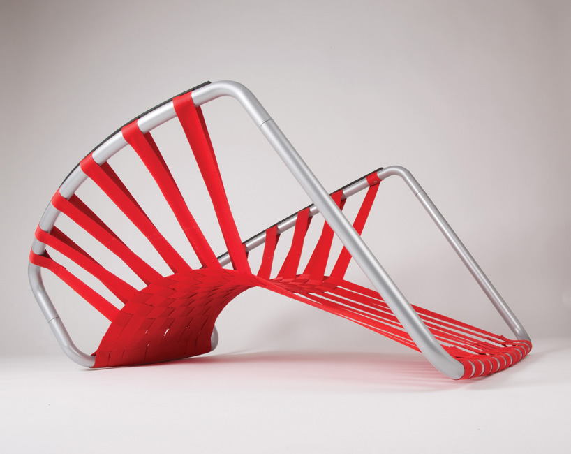 Nap Rocking Chair by Irene Chércoles Mercader & Andrea Mauri Carbonell